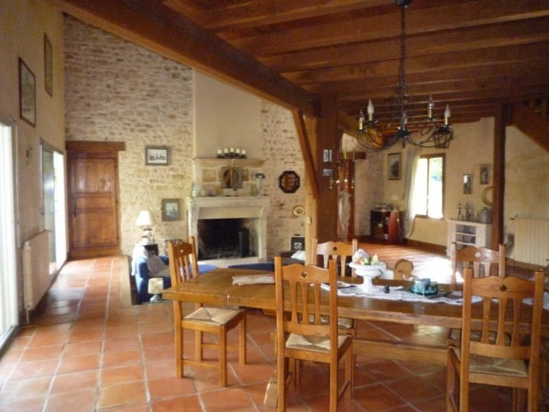 Vente maison / villa Auge 395 200€ - Photo 3