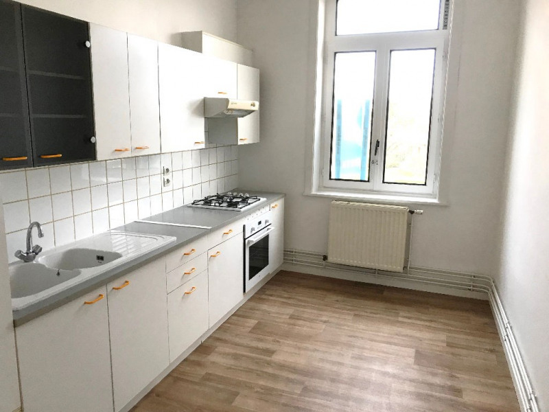 Rental apartment La chapelle d'armentieres 590€ CC - Picture 5