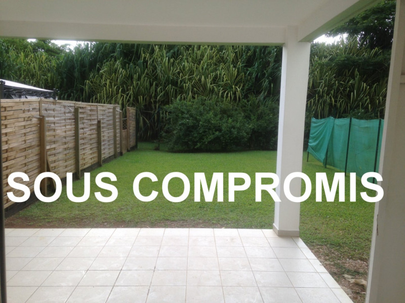 Vente appartement Ducos 95 700€ - Photo 1