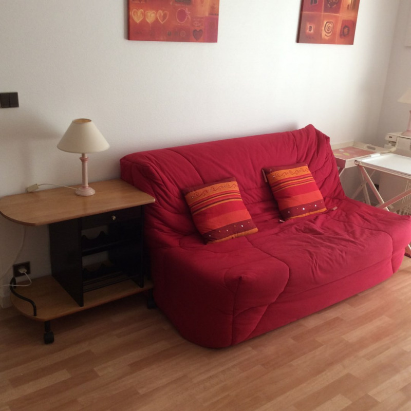 Location vacances appartement Arcachon 407€ - Photo 1