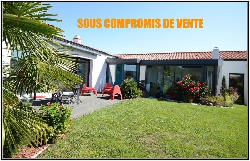 Vente maison / villa Salles sur mer 499900€ - Photo 1