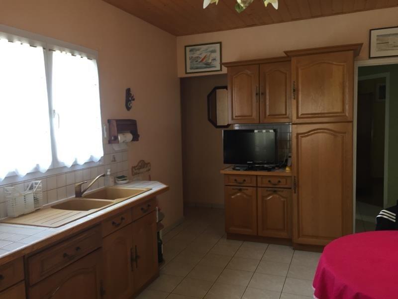 Sale house / villa St vincent sur jard 260000€ - Picture 2