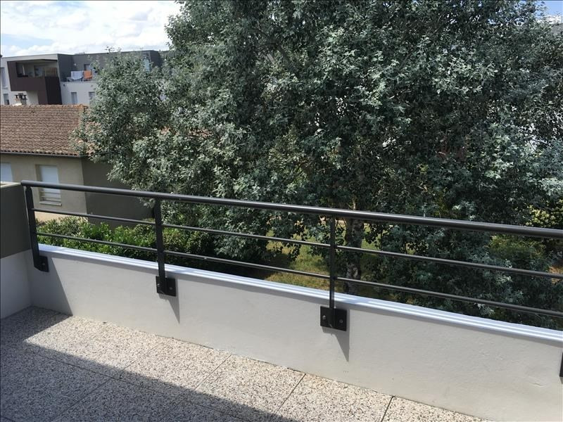 Rental apartment Aucamville 560€ CC - Picture 2