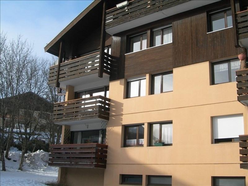 Sale apartment Araches 288000€ - Picture 3