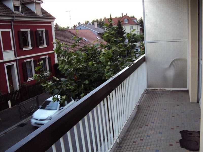 Sale apartment Riedisheim 159000€ - Picture 2