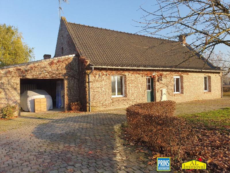 Sale house / villa Aire sur la lys 219450€ - Picture 1