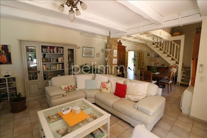 Vente de prestige maison / villa Grans 660000€ - Photo 4