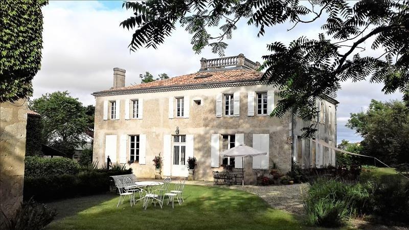 Verkauf von luxusobjekt haus St estephe 784000€ - Fotografie 2