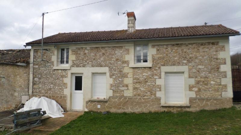 Vente maison / villa Bonneuil matours 128900€ - Photo 2