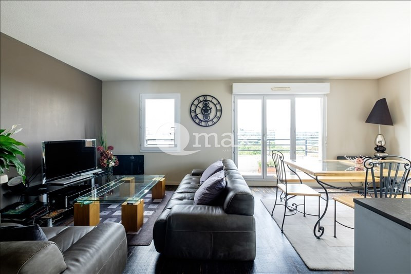 Sale apartment Colombes 520000€ - Picture 3