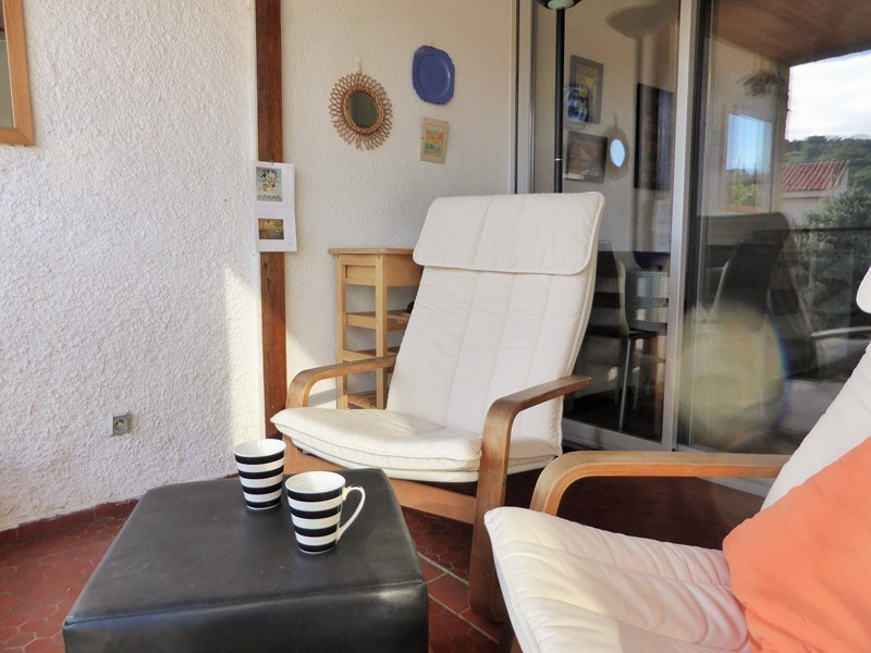 Vacation rental apartment Collioure 264€ - Picture 9
