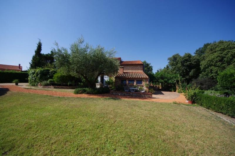 Vente de prestige maison / villa Brouilla 628000€ - Photo 1