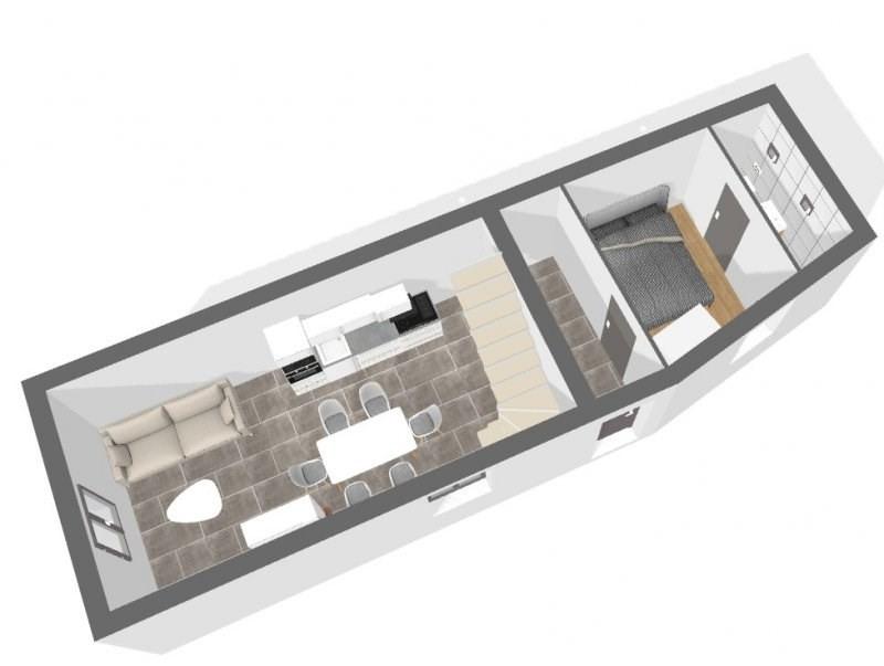 Vente appartement St genis les ollieres 220000€ - Photo 1