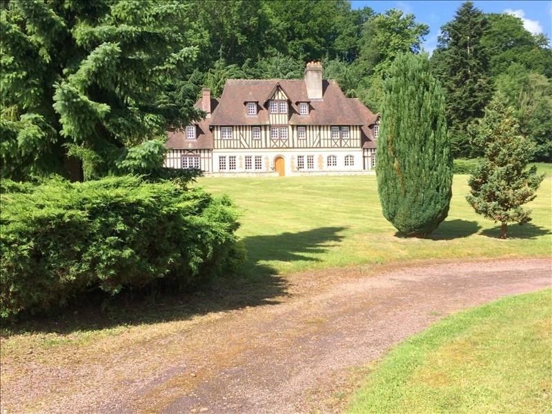 Vente de prestige maison / villa Pont audemer 756000€ - Photo 1