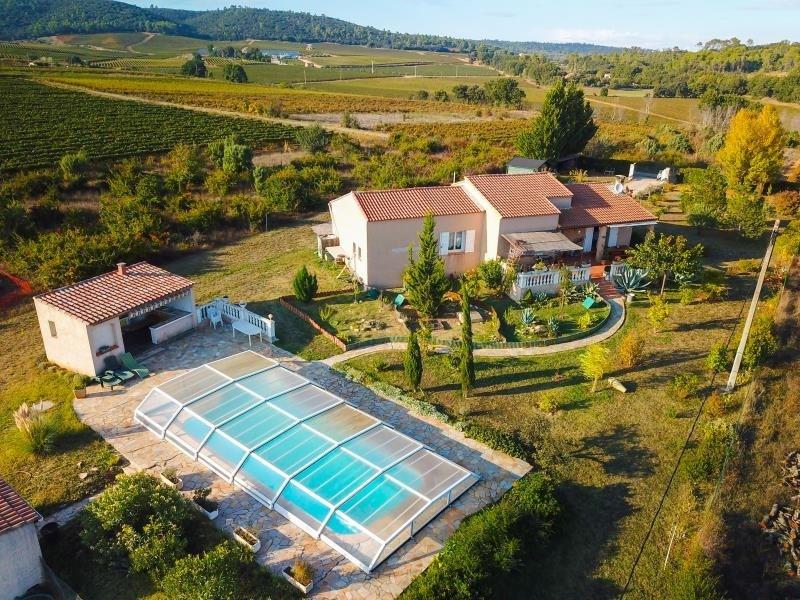 Vente maison / villa Brue auriac 449000€ - Photo 1