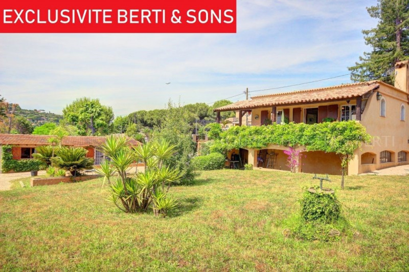 Vente de prestige maison / villa Mougins 898000€ - Photo 1