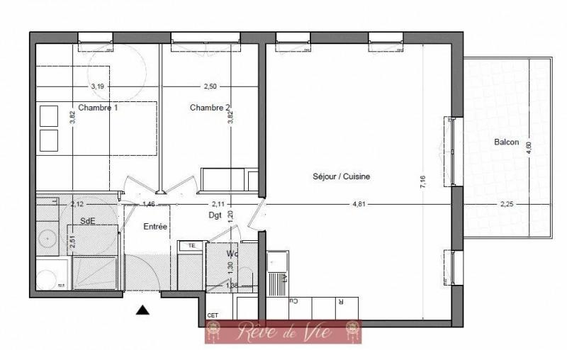 Vente appartement Bormes les mimosas 309000€ - Photo 2