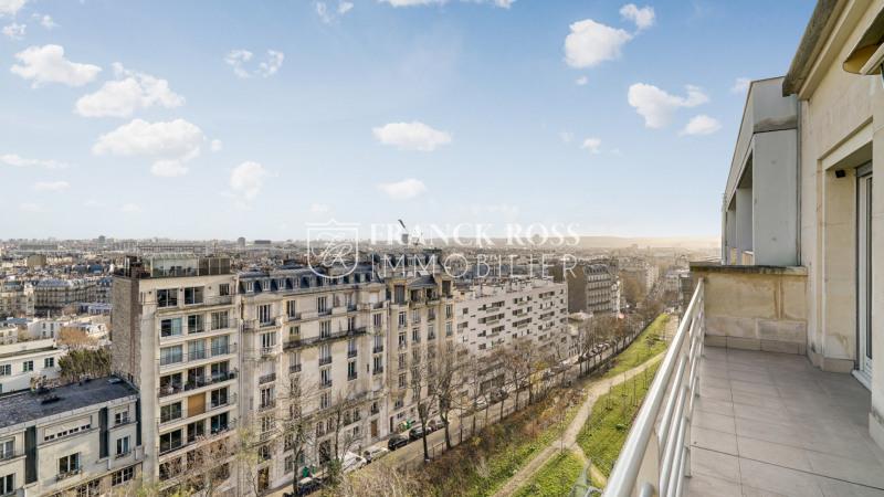 Rental apartment Paris 16ème 2200€ CC - Picture 8