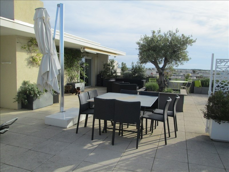 Deluxe sale apartment Sete 680 000€ - Picture 1