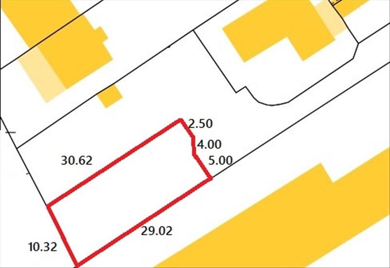Venta  terreno Bezons 229000€ - Fotografía 3