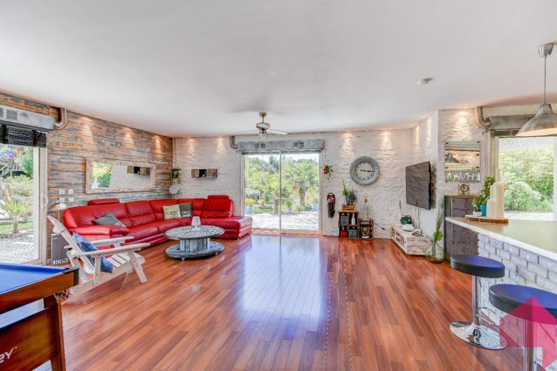 Vente maison / villa Ayguesvives 465000€ - Photo 7