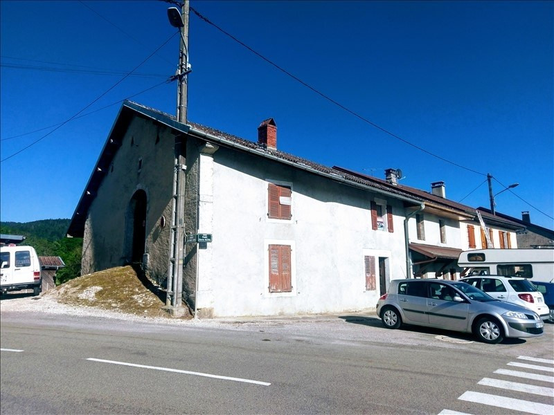 Vente maison / villa Echallon 120000€ - Photo 1