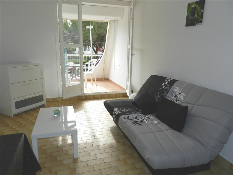 Vente appartement La grande motte 109 000€ - Photo 1