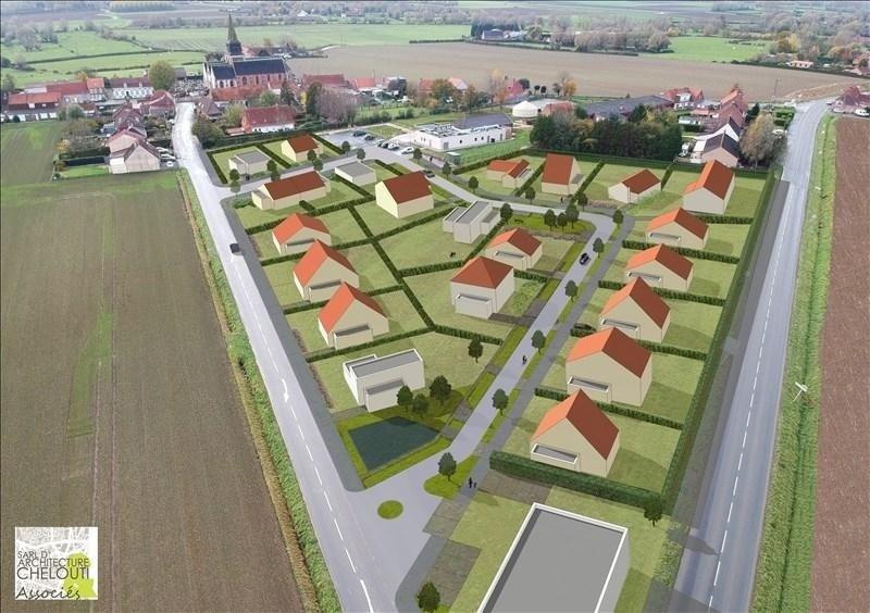 Sale site Boeseghem 87000€ - Picture 3