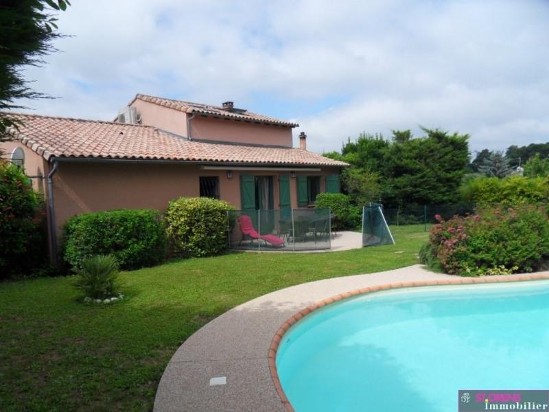 Vente de prestige maison / villa Quint-fonsegrives 6 minutes 493000€ - Photo 9