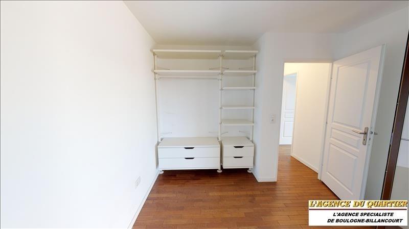 Sale apartment Boulogne billancourt 643000€ - Picture 7