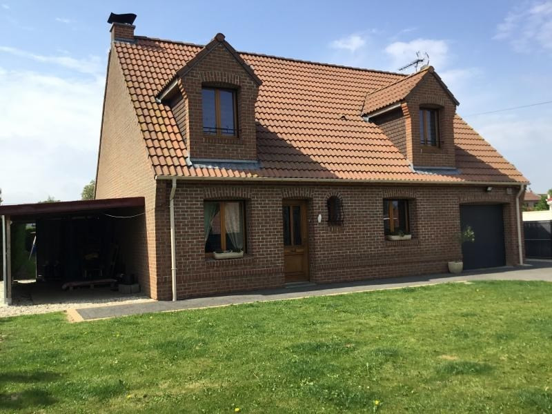 Sale house / villa Croisilles 280000€ - Picture 1
