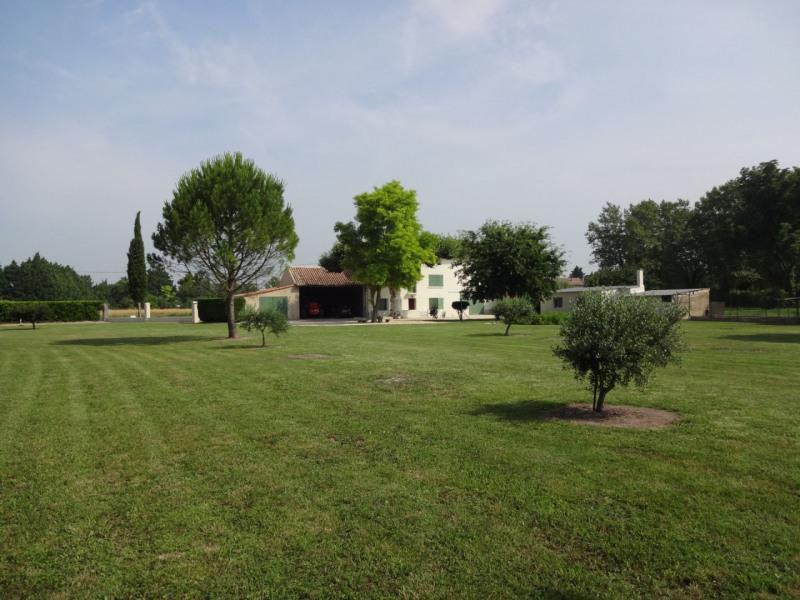 Vente maison / villa Althen des paluds 494000€ - Photo 2