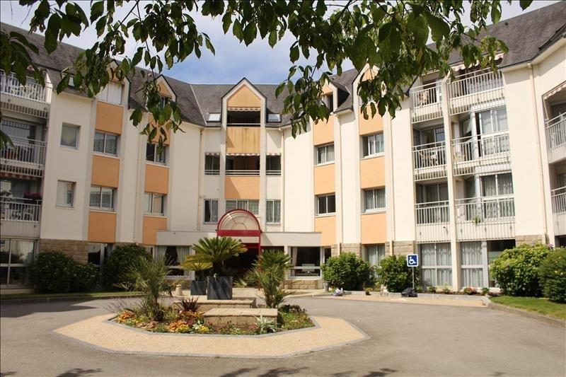 Vente appartement Quimper 81750€ - Photo 1
