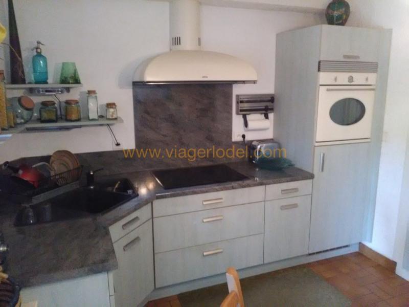 Vendita nell' vitalizio di vita casa Toulouse 135000€ - Fotografia 7