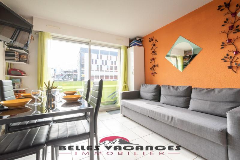 Sale apartment Saint-lary-soulan 80000€ - Picture 1
