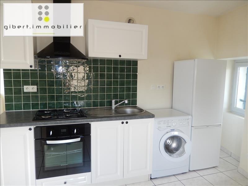 Rental apartment Le puy en velay 399,79€ CC - Picture 1