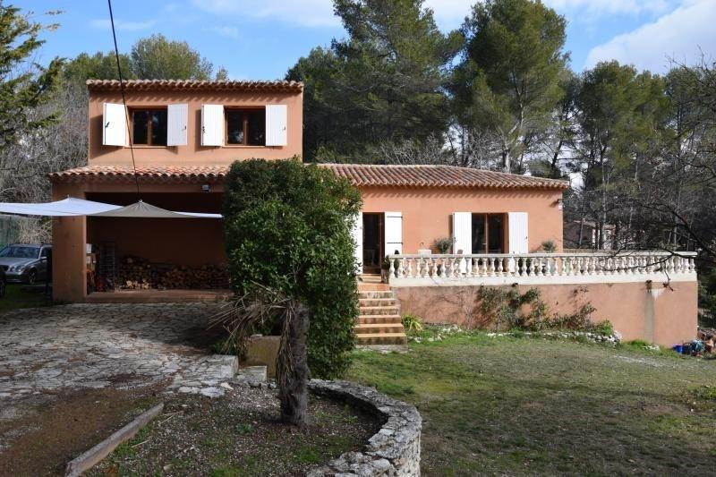 Vente maison / villa Eguilles 593000€ - Photo 1
