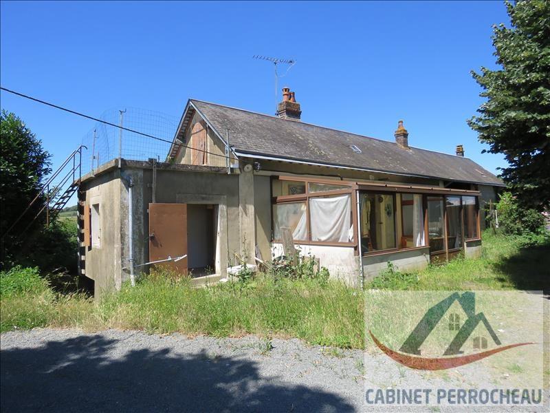 Vente maison / villa La chartre sur le loir 78000€ - Photo 1