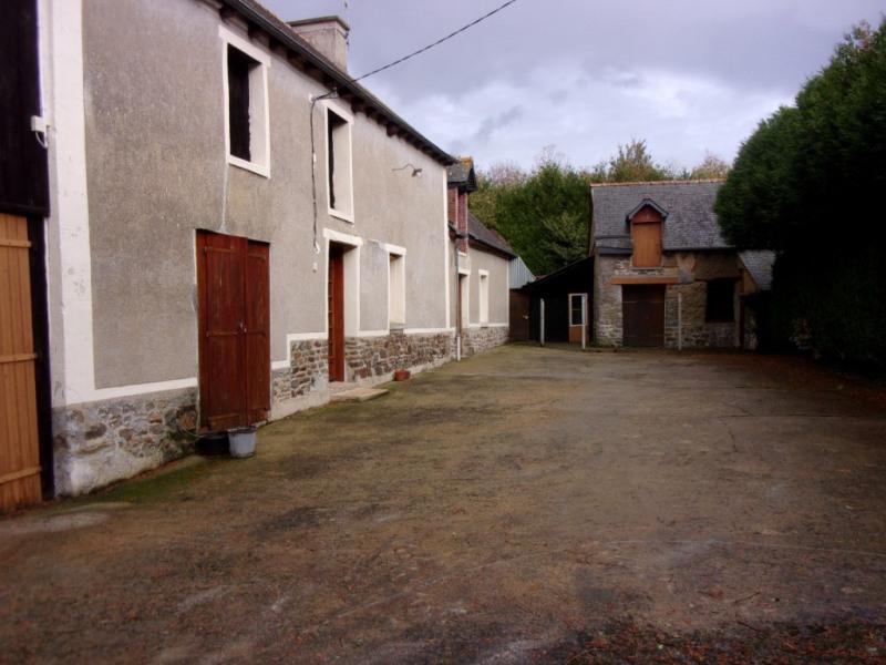 Vente maison / villa Tinteniac 187250€ - Photo 1