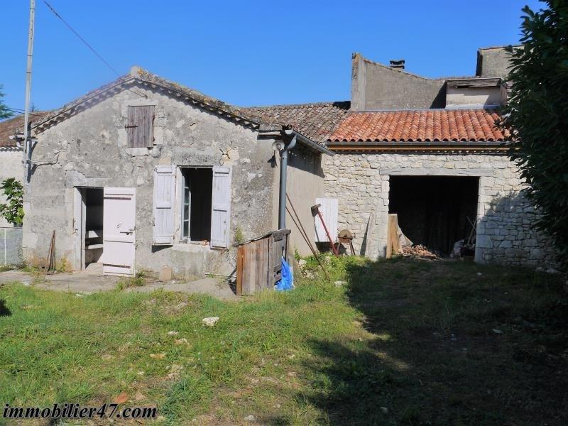 Vente maison / villa Laugnac 45000€ - Photo 1