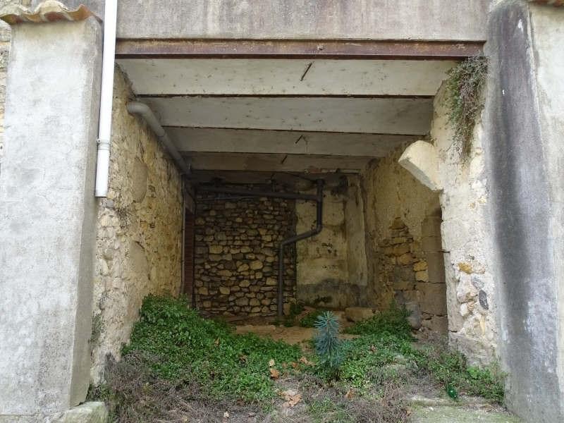 Vente maison / villa Barjac 129000€ - Photo 8