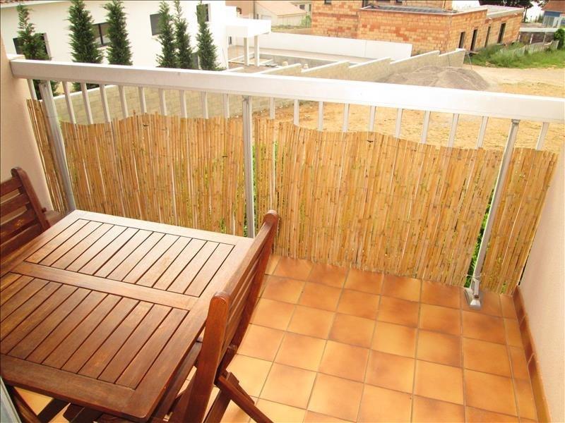 Vente de prestige appartement Balaruc les bains 102000€ - Photo 5