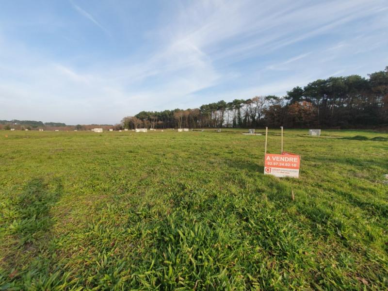 Verkoop  stukken grond Crach 67220€ - Foto 1