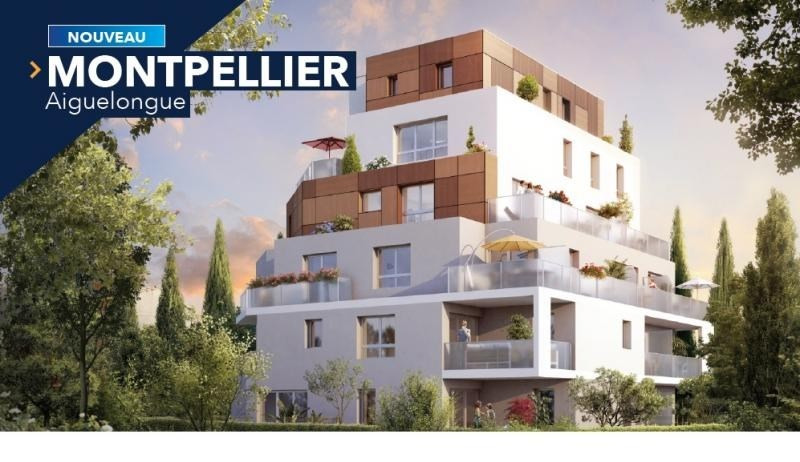 Sale apartment Montpellier 157 000€ - Picture 2