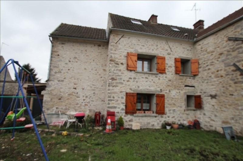 Sale house / villa Nanteuil le haudouin 219000€ - Picture 1