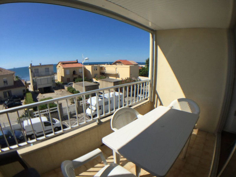 Location vacances appartement Carnon plage 600€ - Photo 1