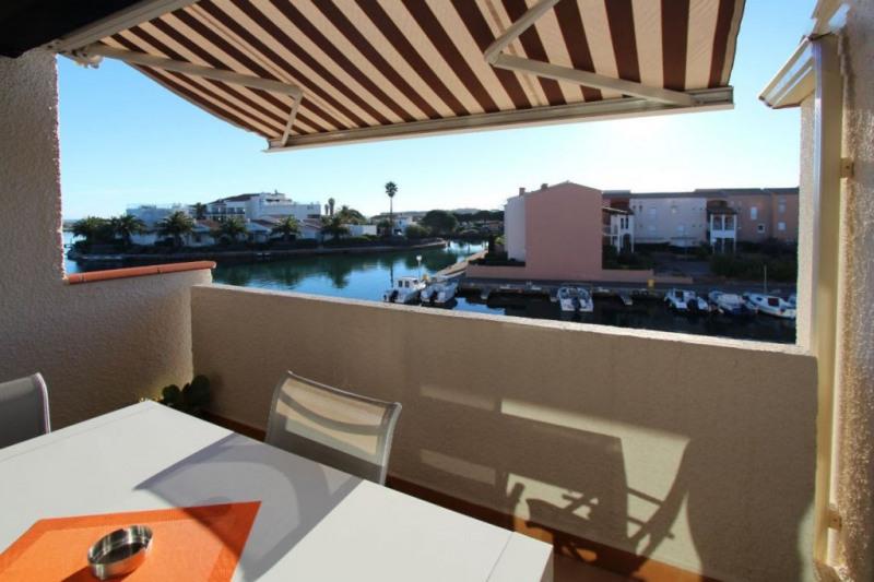 Appartement T3, avec vue mer et Albères à Saint-Cyprien