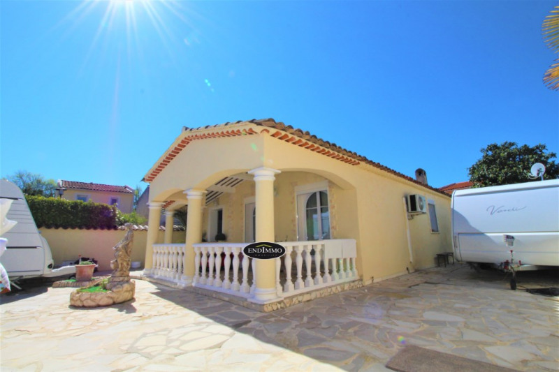 Vente maison / villa Villeneuve loubet 539 000€ - Photo 1