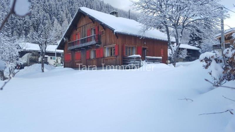 Vente de prestige maison / villa Chamonix mont blanc 685000€ - Photo 1