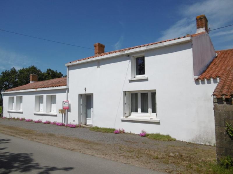Sale house / villa Saint julien des landes 173750€ - Picture 1